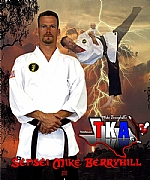Instructor  Sensei Mike Berryhill